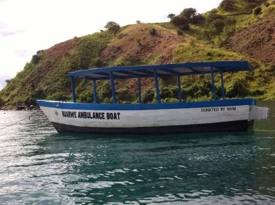 Ambulance Boat 2018 1