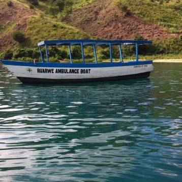 Ambulance Boat 2018 2