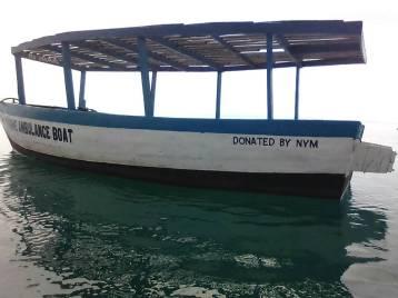 Ambulance Boat 2018 4