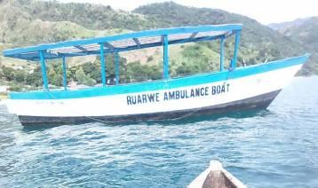 Ambulance Boat 2018 5