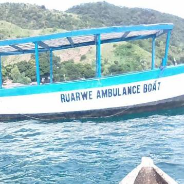 Ambulance Boat 2018 5